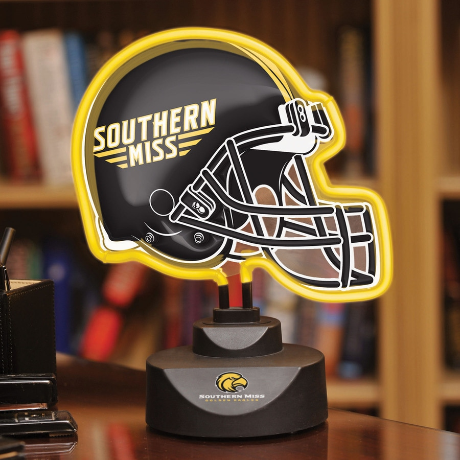 The Memory Company 12-in Sports Southern Miss Golden Eagles Light