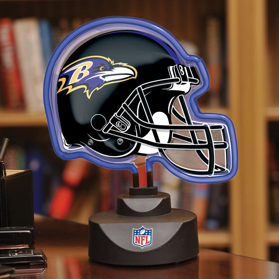 The Memory Company 12-in Sports Baltimore Ravens Light