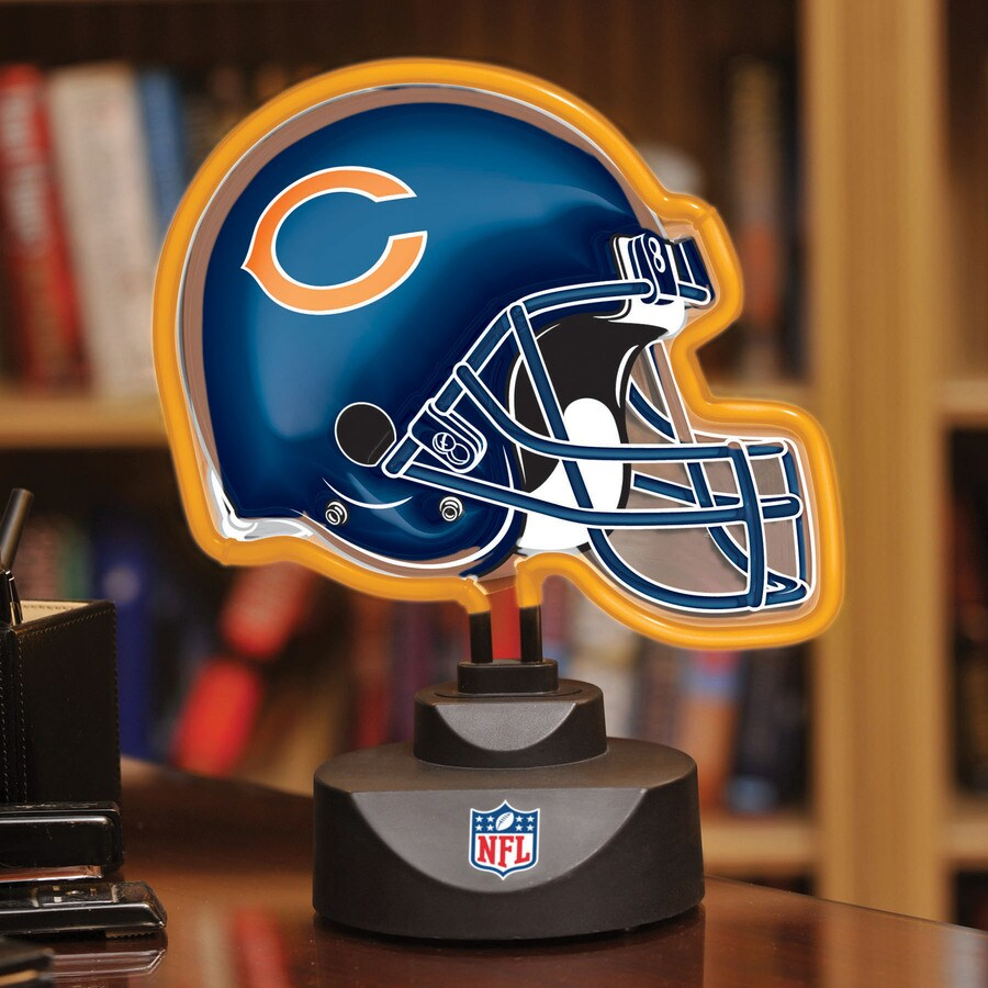 The Memory Company 12-in Sports Chicago Bears Light