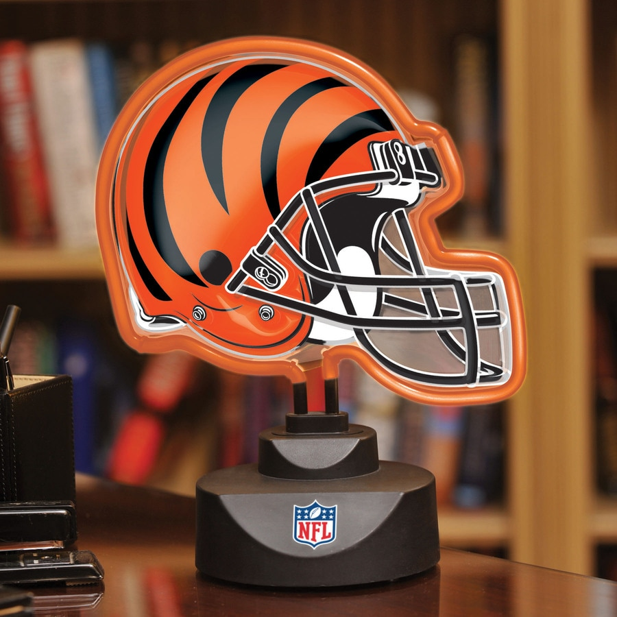 The Memory Company 12-in Sports Cincinnati Bengals Light