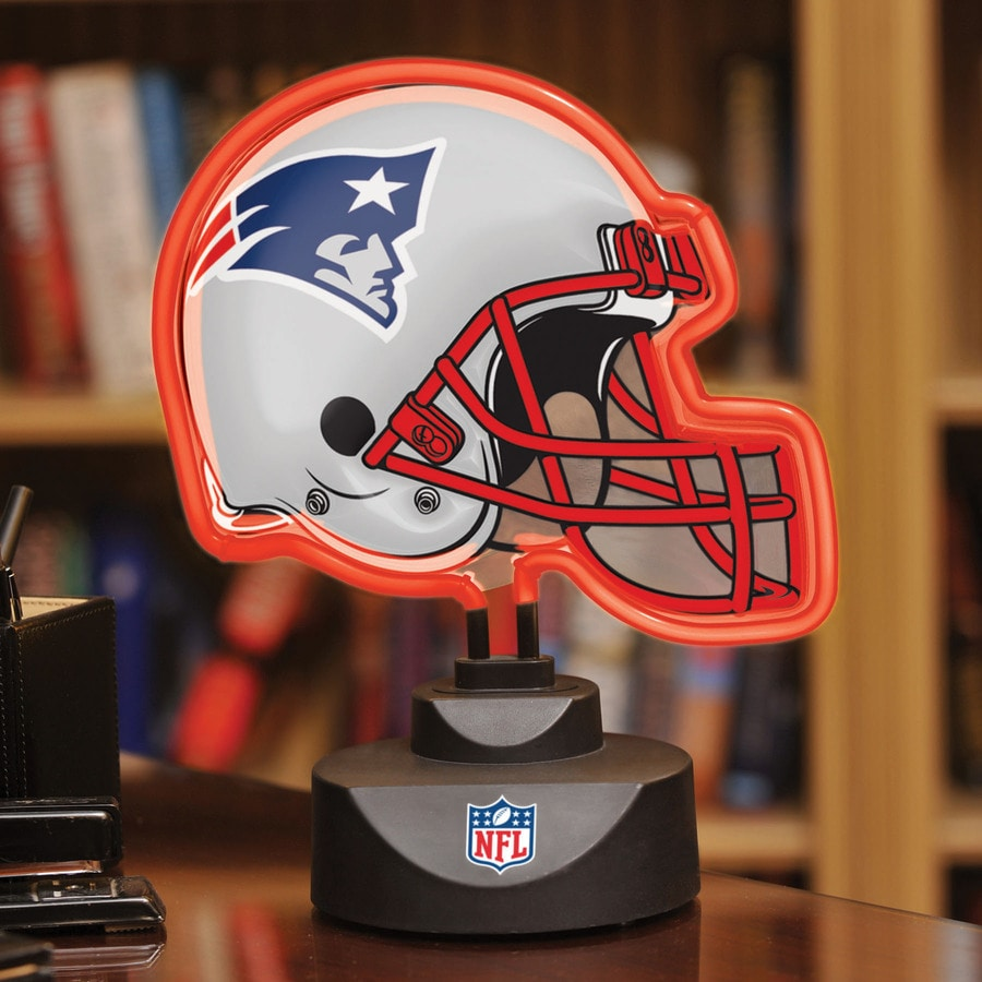 The Memory Company 12-in Sports New England Patriots Light