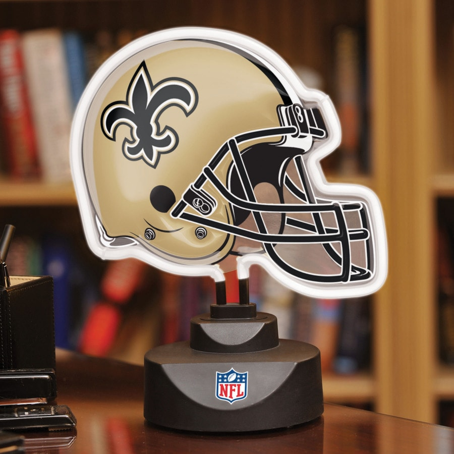 The Memory Company 12-in Sports New Orleans Saints Light