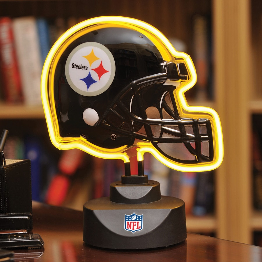 The Memory Company 12-in Sports Pittsburgh Steelers Light