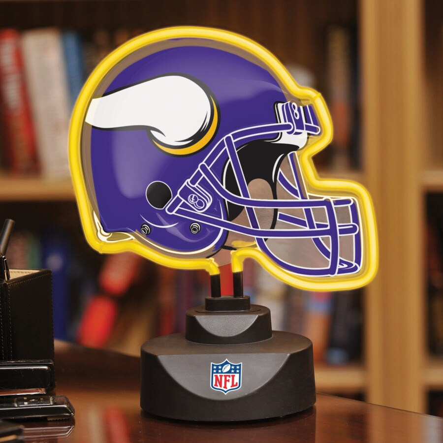 The Memory Company 12-in Sports Minnesota Vikings Light