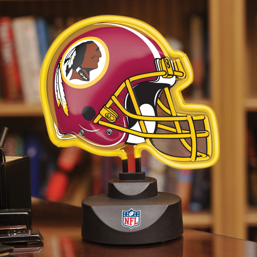 The Memory Company 12-in Sports Washington Redskins Light
