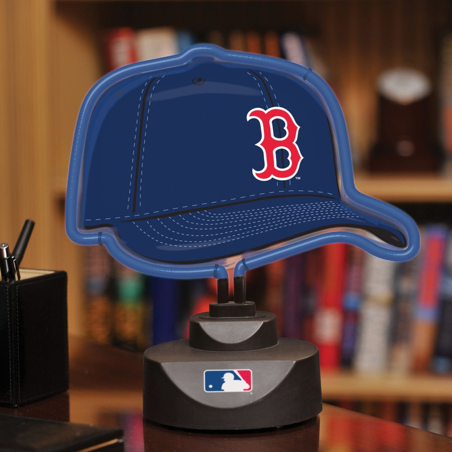 The Memory Company 12-in Sports Boston Red Sox Light