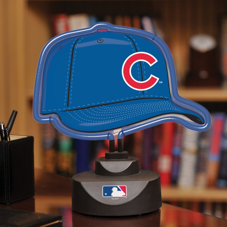 The Memory Company 12-in Sports Chicago Cubs Light