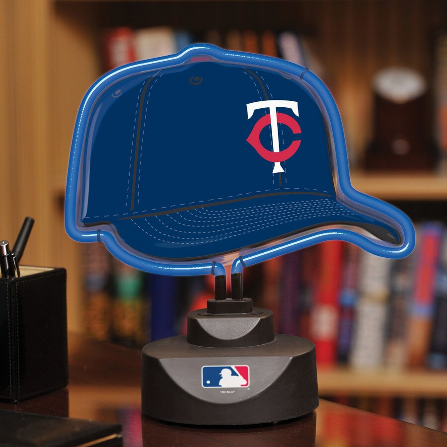 The Memory Company 12-in Sports Minnesota Twins Light