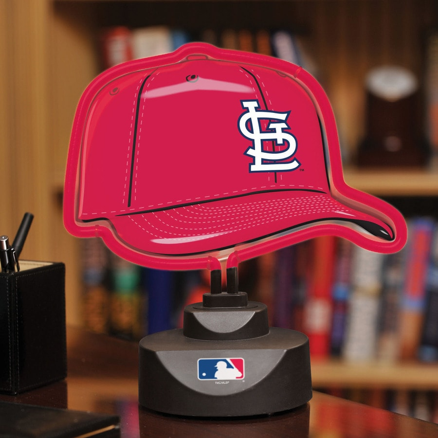 The Memory Company 12-in Sports St. Louis Cardinals Light