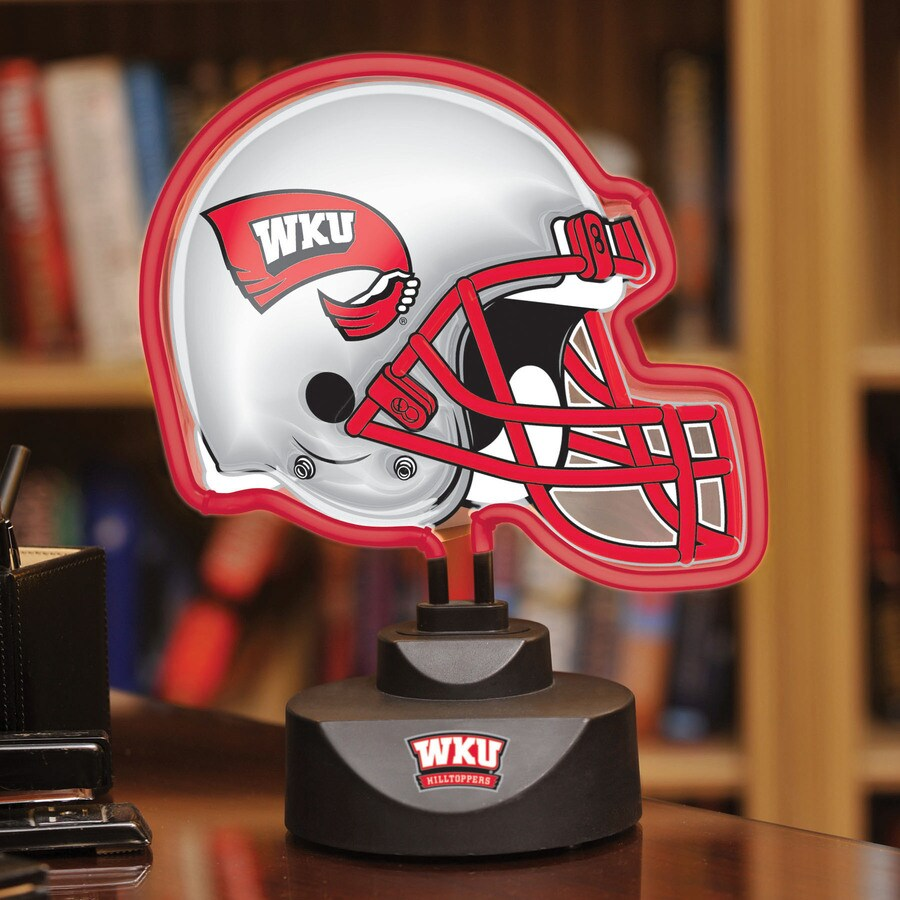 The Memory Company 12-in Sports Western Kentucky Hilltoppers Light