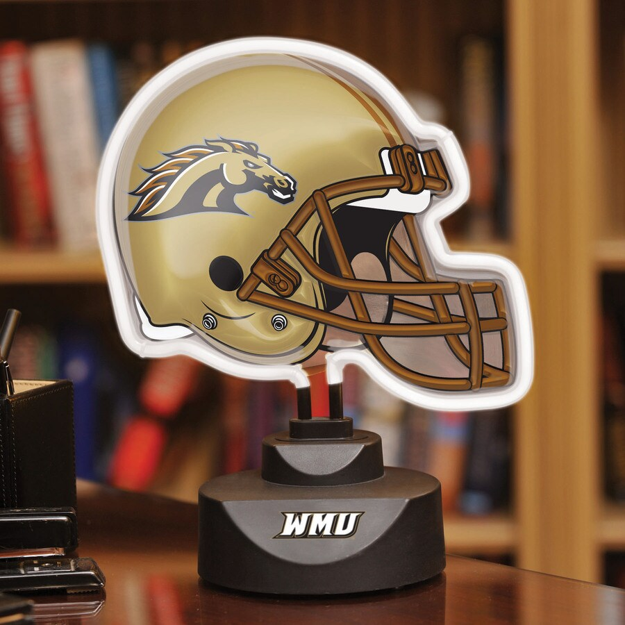 The Memory Company 12-in Western Michigan Broncos Light
