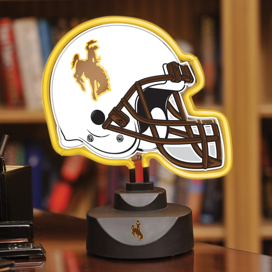 The Memory Company 12-in Sports Wyoming Cowboys Light