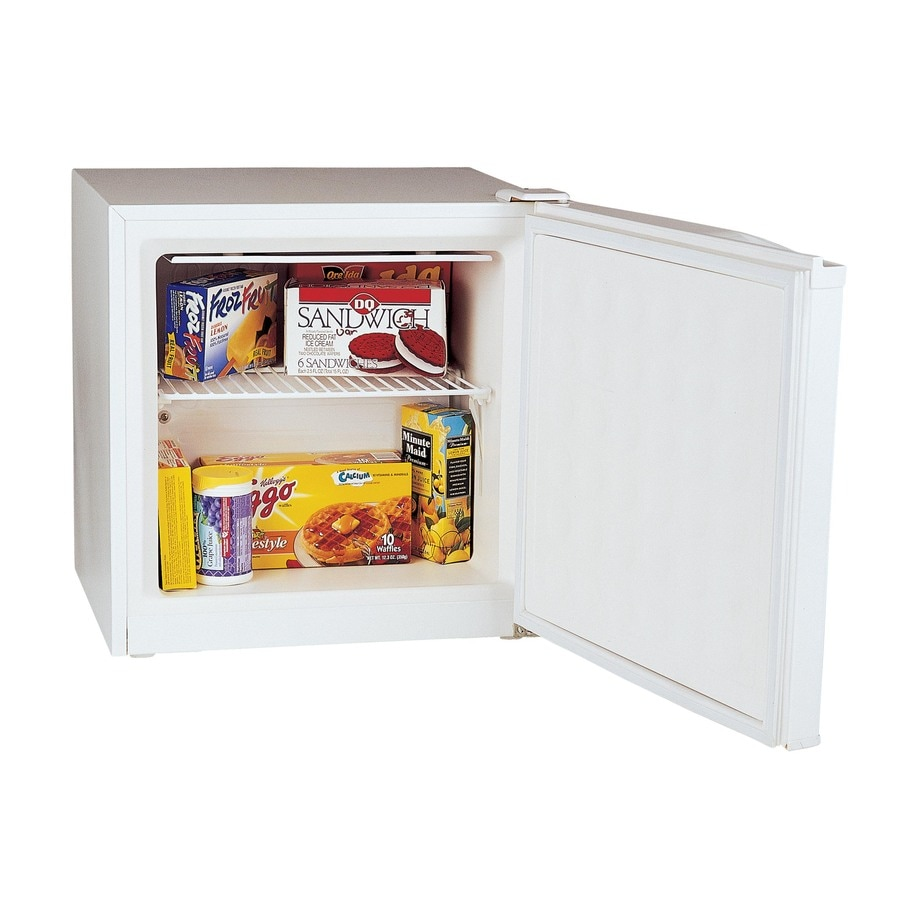 Haier 1.3-cu ft Upright Freezer (White)