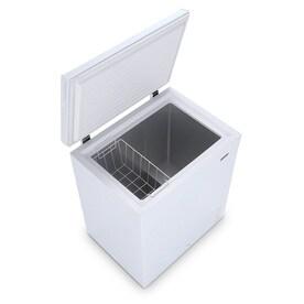 Shop Idylis 5 Cu Ft Chest Freezer White At Lowes Com
