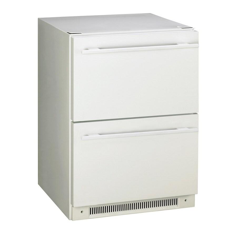Haier 5.4-cu ft Compact Refrigerator (White)