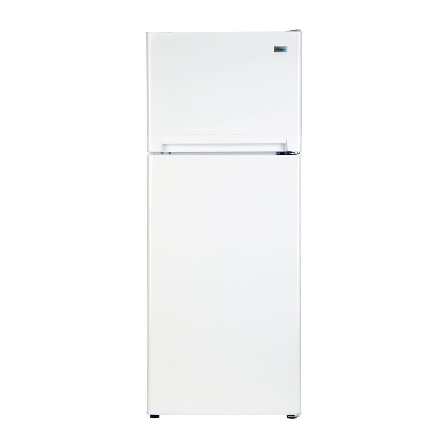 Haier 11.5-cu ft Top-Freezer Refrigerator (White)