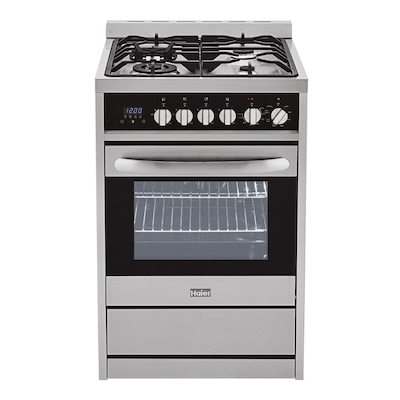 Deep Recessed 4 Burner True Convection Single Oven Dual Fuel Range Stainless Common 24 In Actual 23 62
