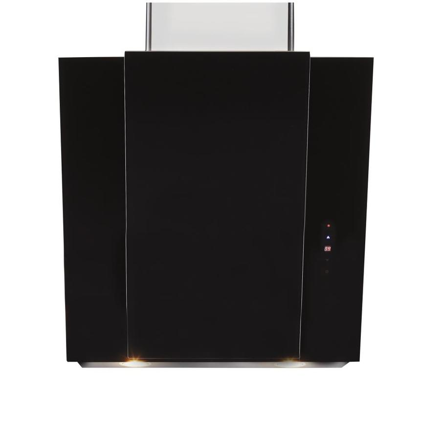 Haier Convertible Wall-Mounted Range Hood (Black) (Common: 24-in; Actual: 24-in)