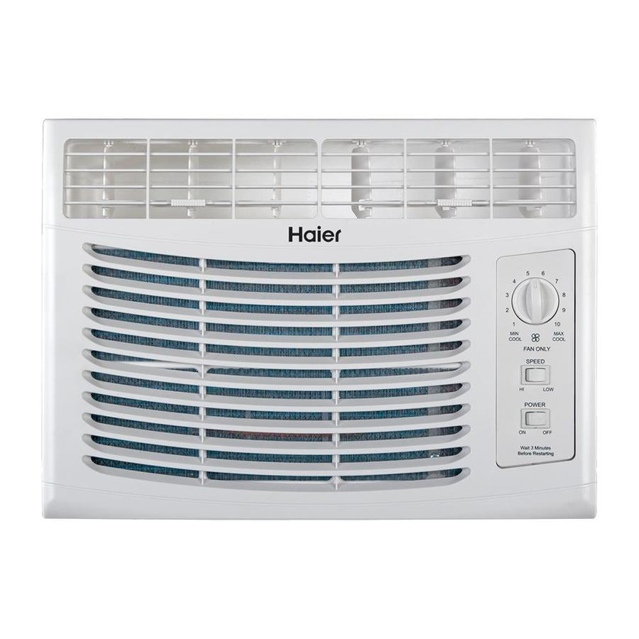 Haier 150 Sq Ft Window Air Conditioner 115 Volt 5000 Btu