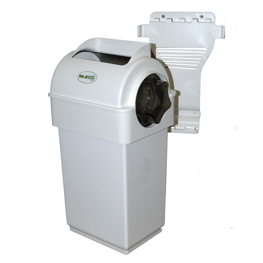 Exaco 0.3-cu ft Plastic Stationary Bin Composter