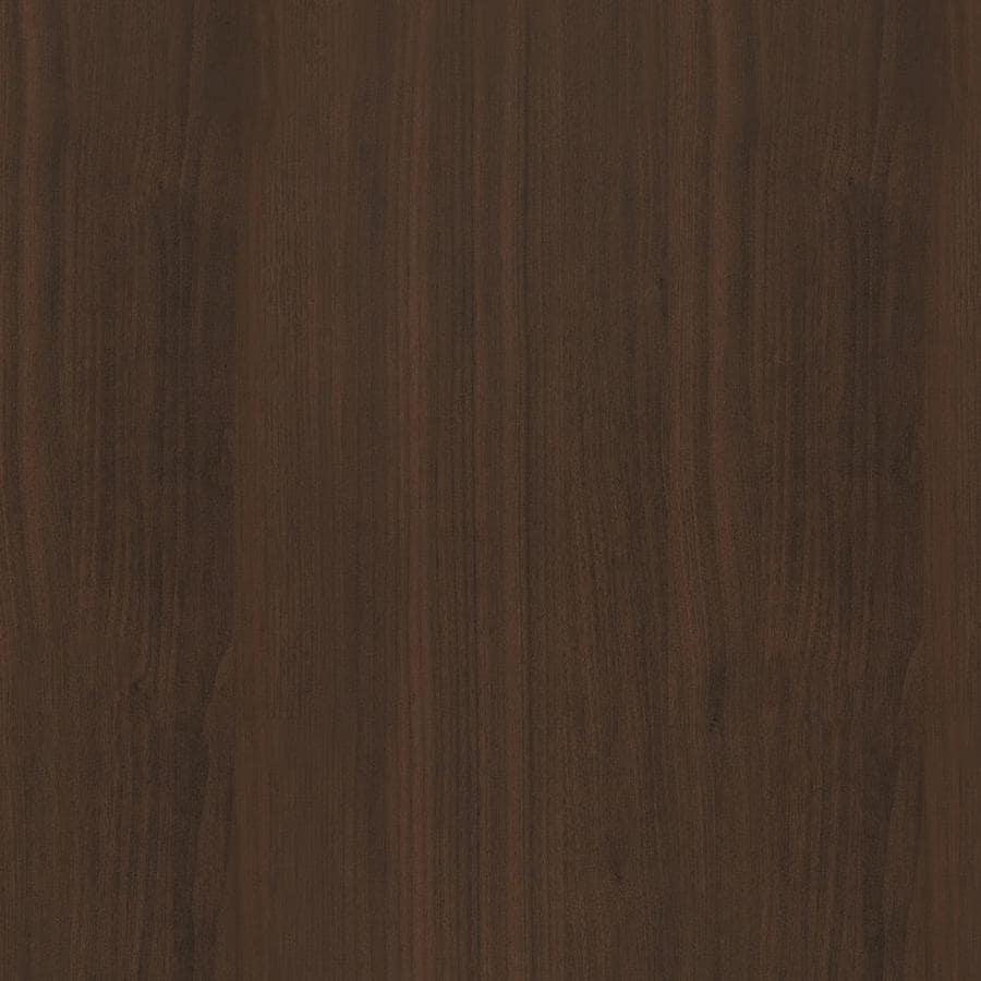 Wilsonart 48-in x 120-in Colombian Walnut Laminate Kitchen Countertop Sheet