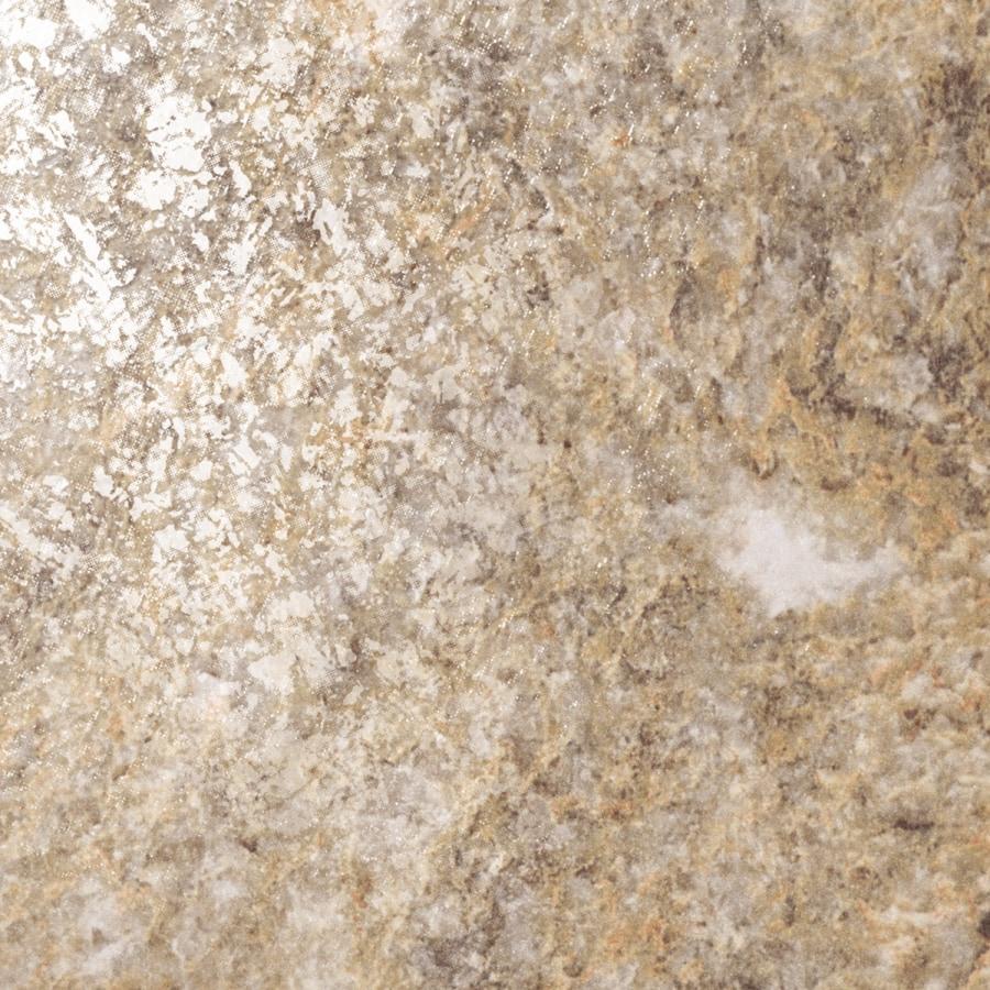 Wilsonart 48-in x 96-in Crystalline Dune Laminate Kitchen Countertop Sheet