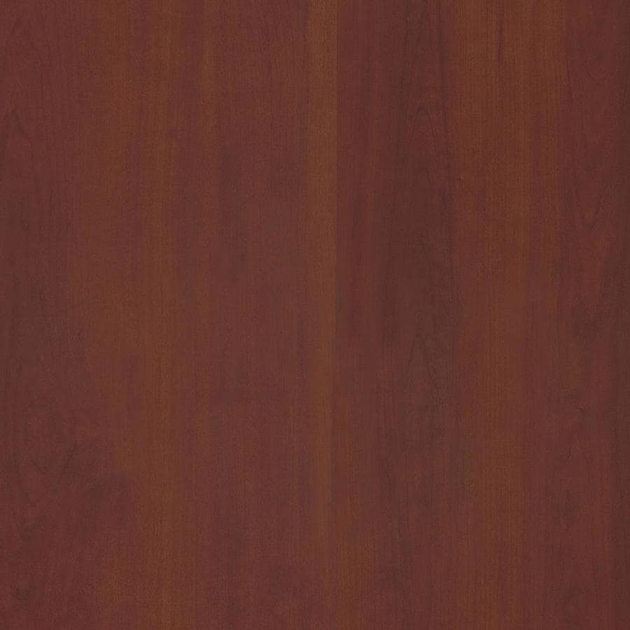 Wilsonart 48-in x 144-in Biltmore Cherry Laminate Kitchen Countertop Sheet