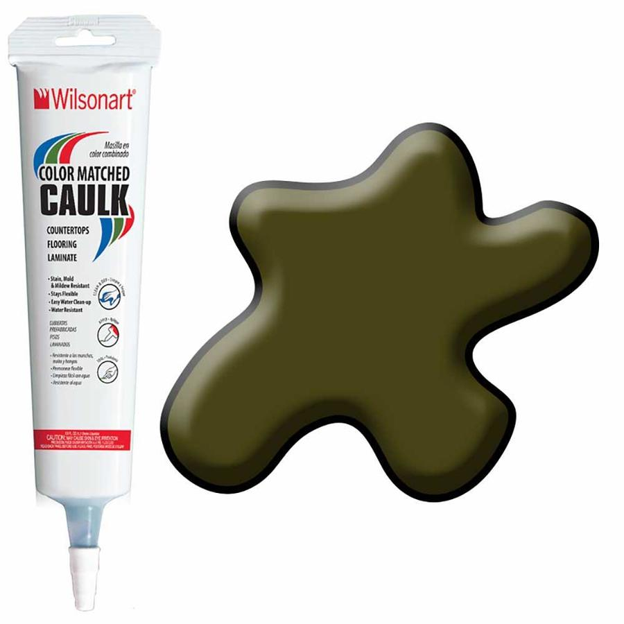 Wilsonart 5-oz Ebony Fusion Paintable Caulk