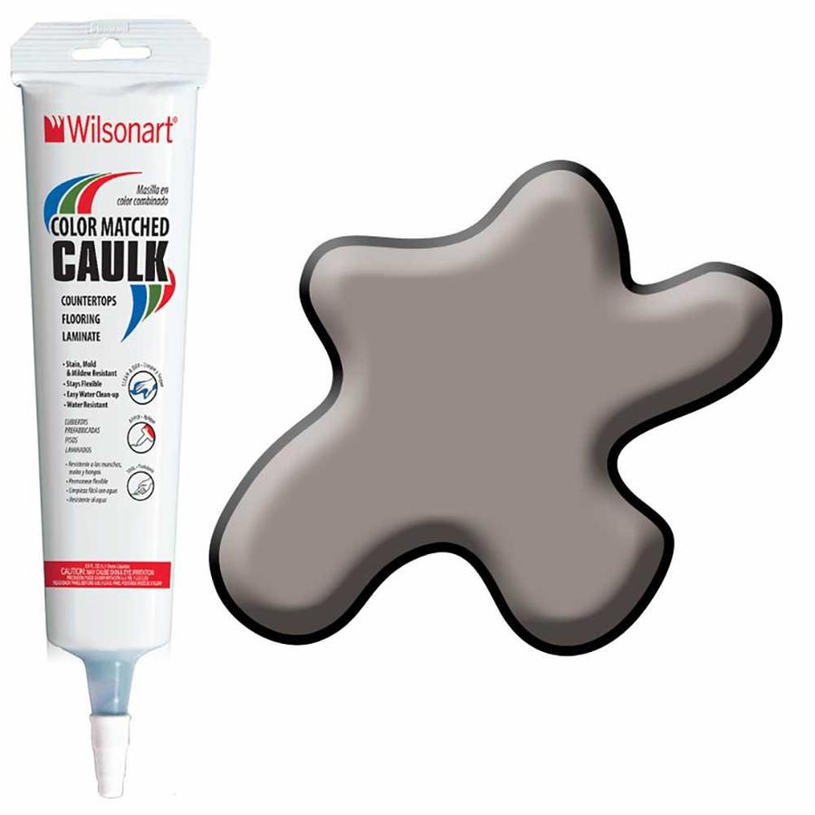 Wilsonart 5-oz Canyon Zephyr Paintable Siliconized Acrylic Kitchen and Bathroom Caulk