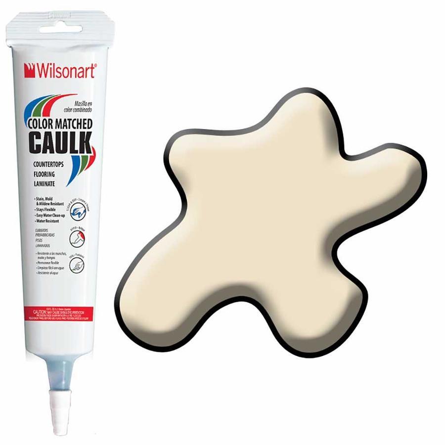 Wilsonart -Pack 5-oz Western Suede  Paintable Caulk