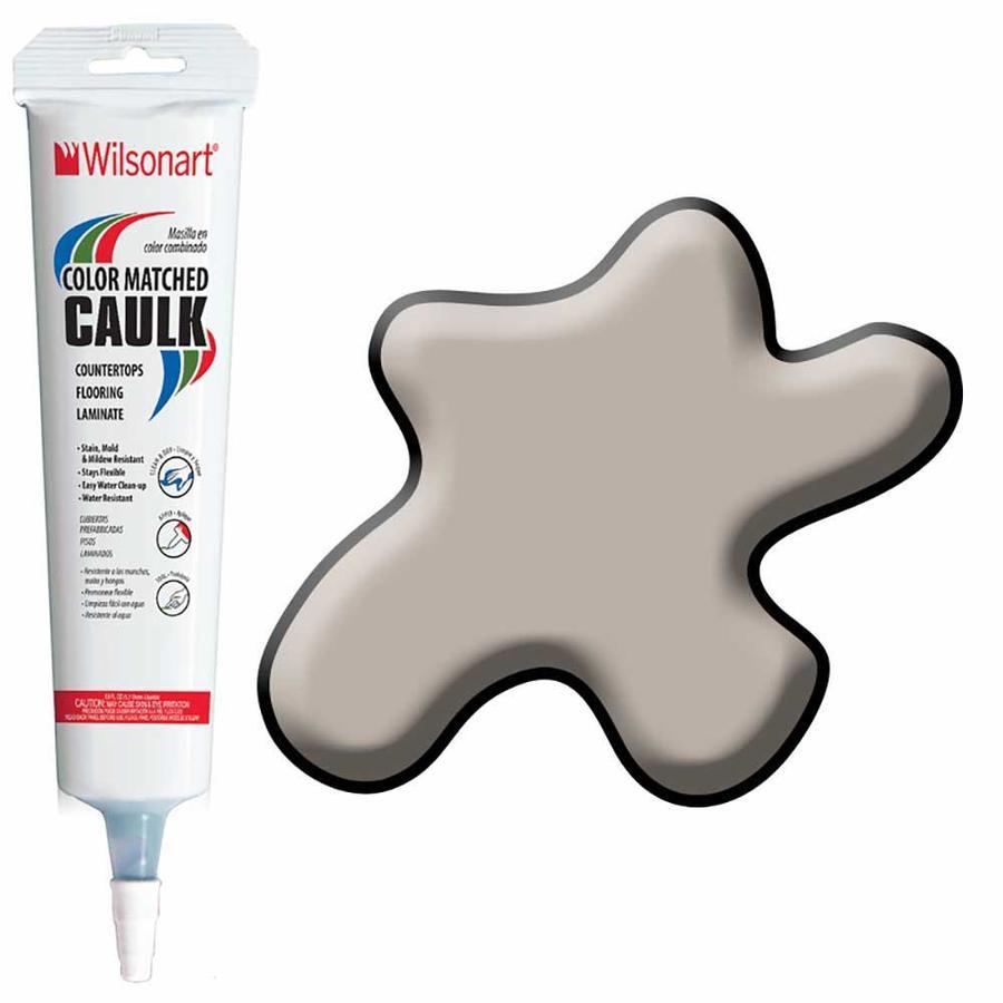 Silicone bathroom caulk colors thedancingparent wilsonart 5 oz khaki brown paintable caulk at com ge supreme silicone nvjuhfo Choice Image