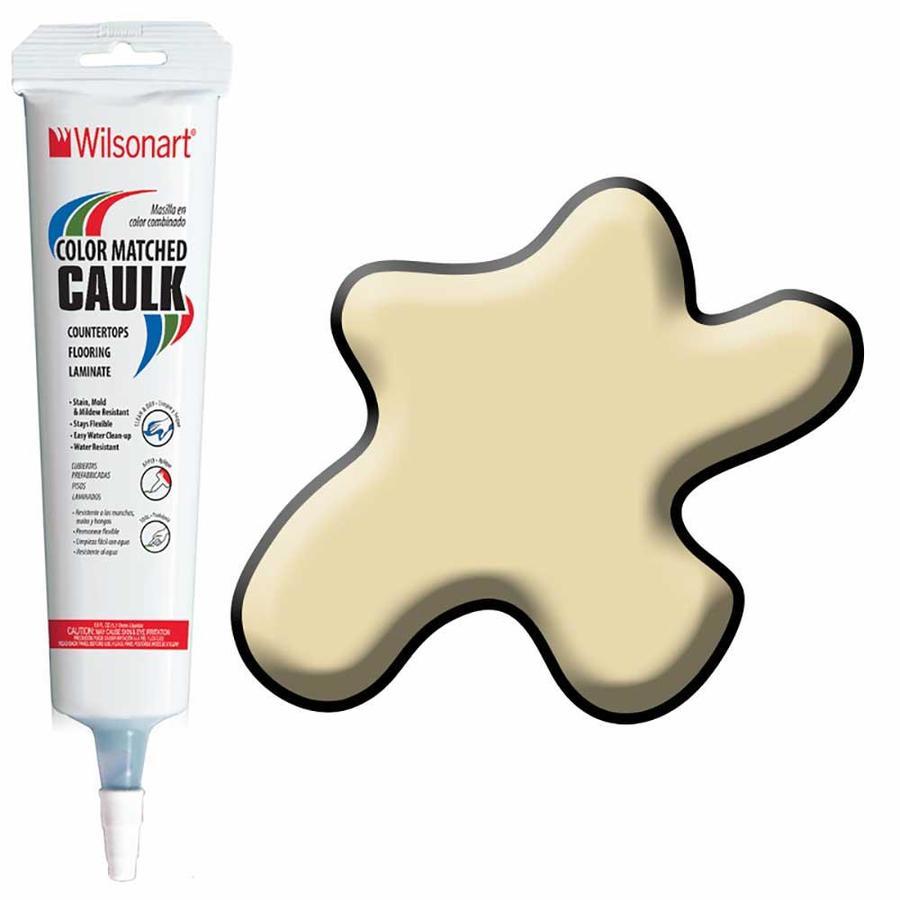 Wilsonart 5-oz White Sand Paintable Caulk