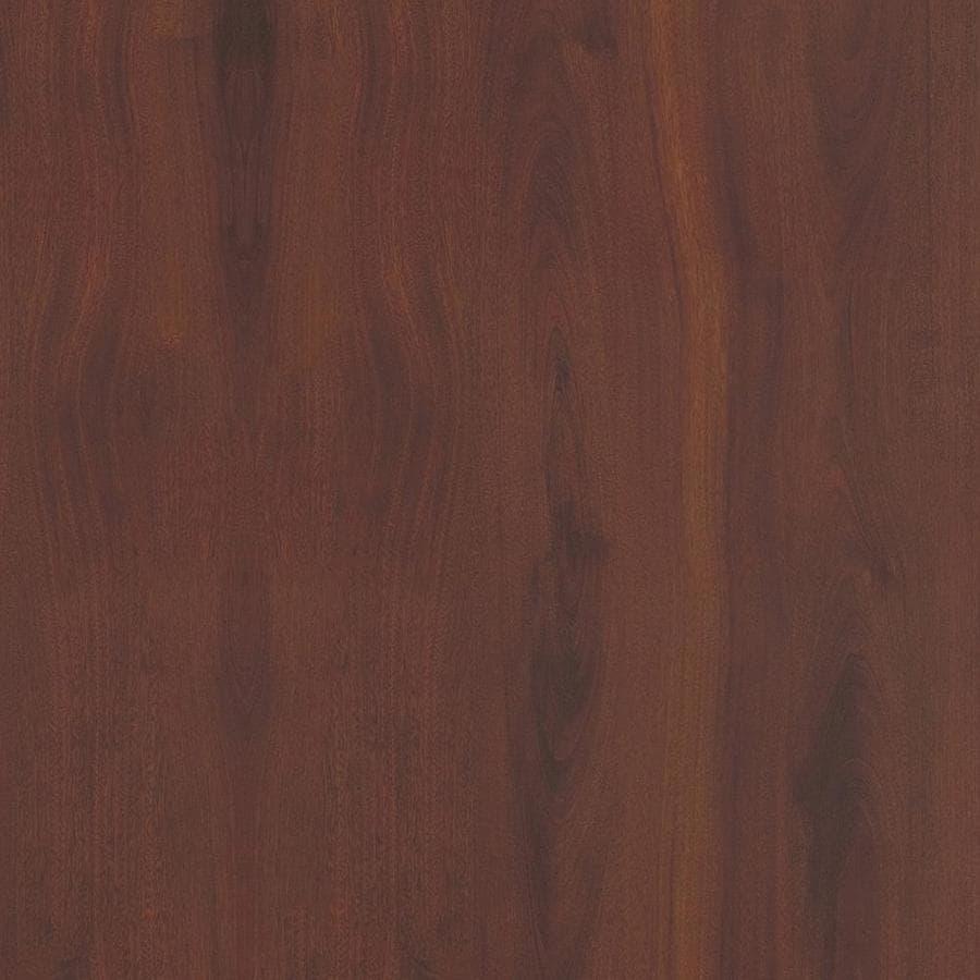 Wilsonart 60-in x 120-in Windsor Mahogany Laminate Kitchen Countertop Sheet