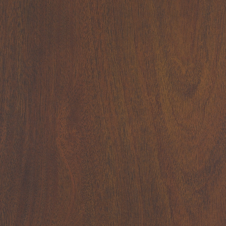 Wilsonart 36-in x 96-in Honduran Mahogany Laminate Kitchen Countertop Sheet