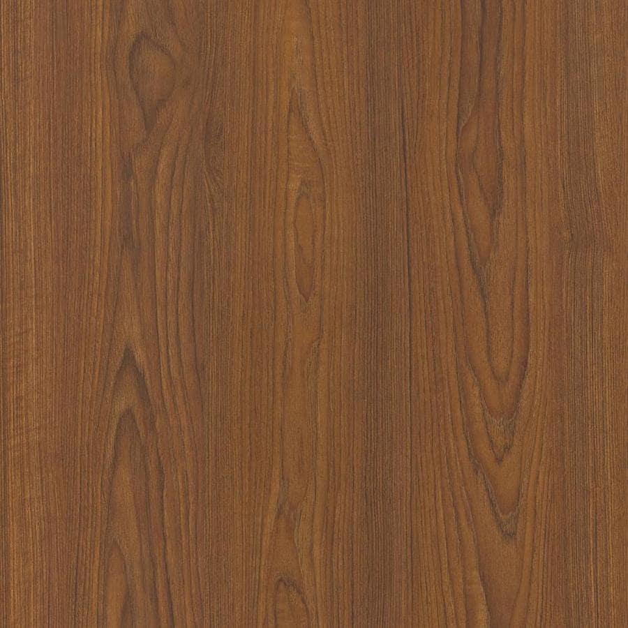 Wilsonart Premium 36-in x 96-in Nepal Teak Laminate Kitchen Countertop Sheet