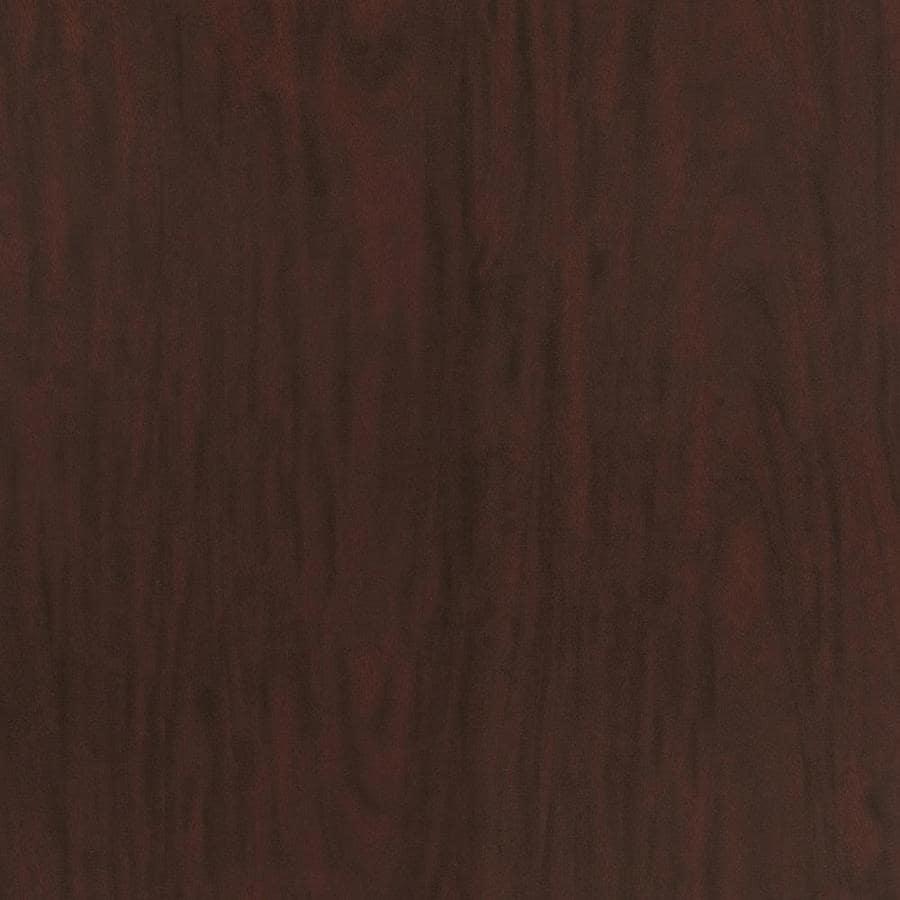 Wilsonart Premium 48-in x 96-in Figured Mahogany Laminate Kitchen Countertop Sheet