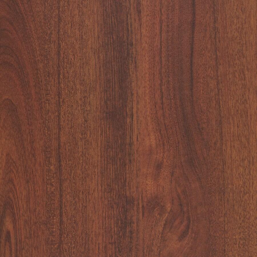 Wilsonart Premium 36-in x 96-in Windsor Mahogany Laminate Kitchen Countertop Sheet