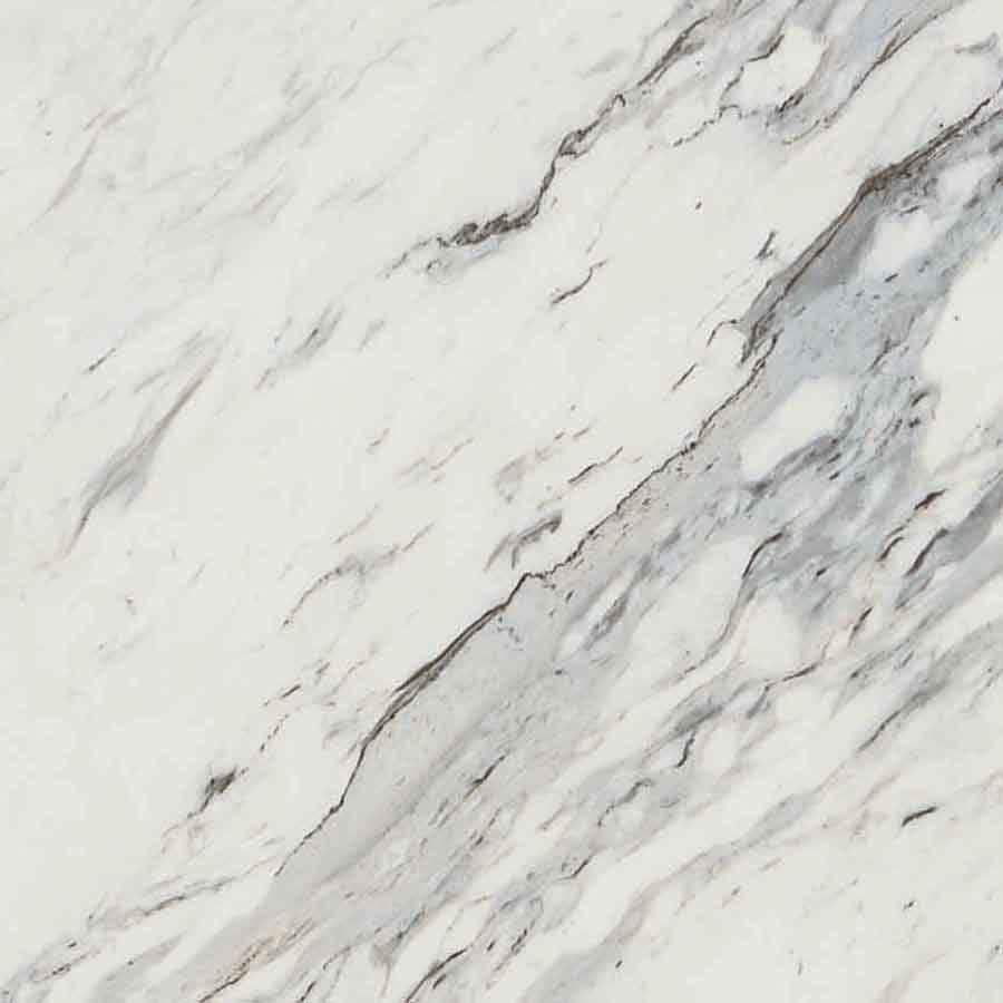 Wilsonart Premium 48-in x 144-in Calcutta Marble Laminate Kitchen Countertop Sheet