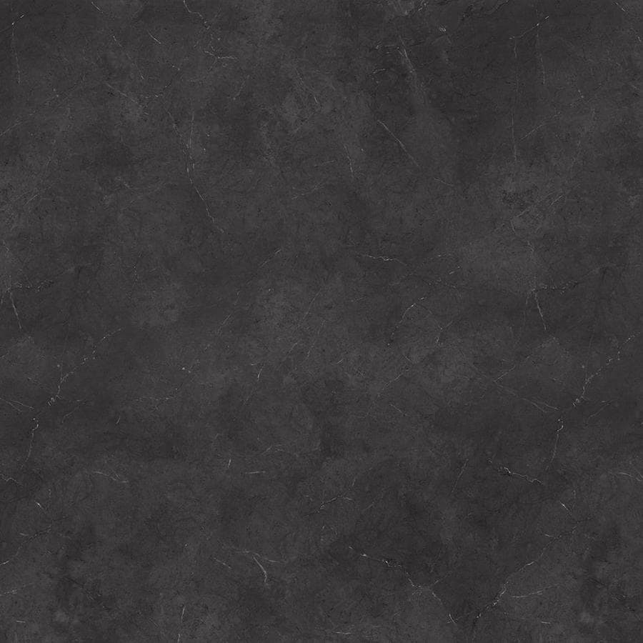 Wilsonart Premium 48-in x 120-in Black Alicante Laminate Kitchen Countertop Sheet