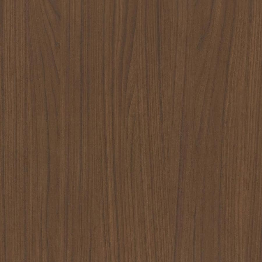 Wilsonart 48-in x 96-in Walnut Heights Laminate Kitchen Countertop Sheet
