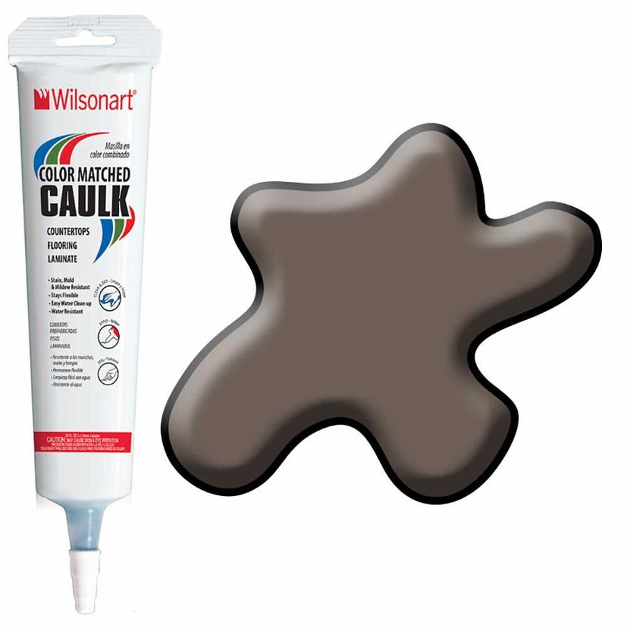 Wilsonart -Pack 5-oz Skyline Walnut  Paintable Caulk