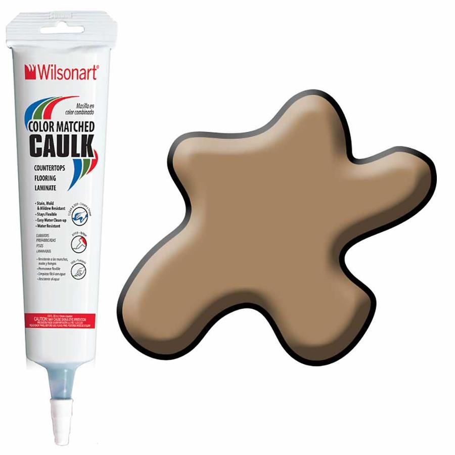 Wilsonart 5-oz Loft Oak Paintable Caulk