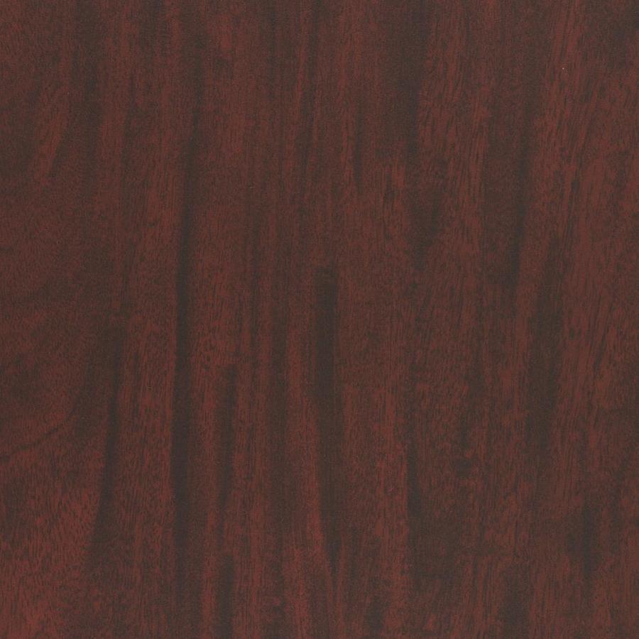 Wilsonart Figured Mahogany Fine Grain Laminate Kitchen Countertop Sample