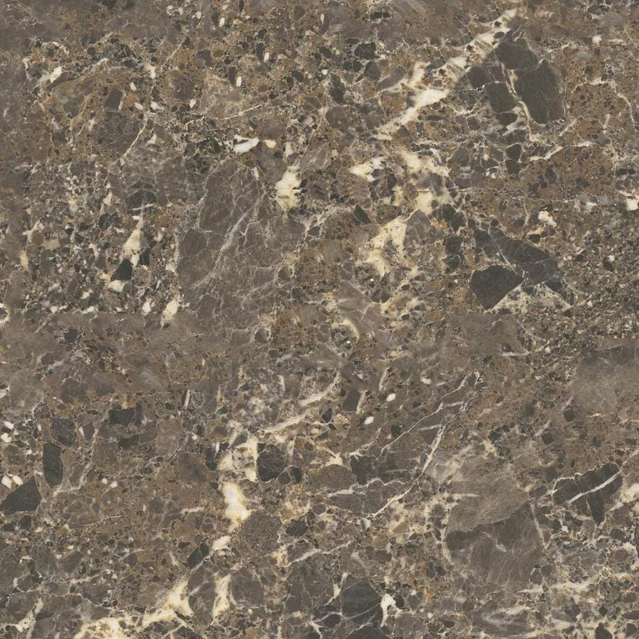 Wilsonart 48-in x 96-in Breccia Antique Laminate Kitchen Countertop Sheet