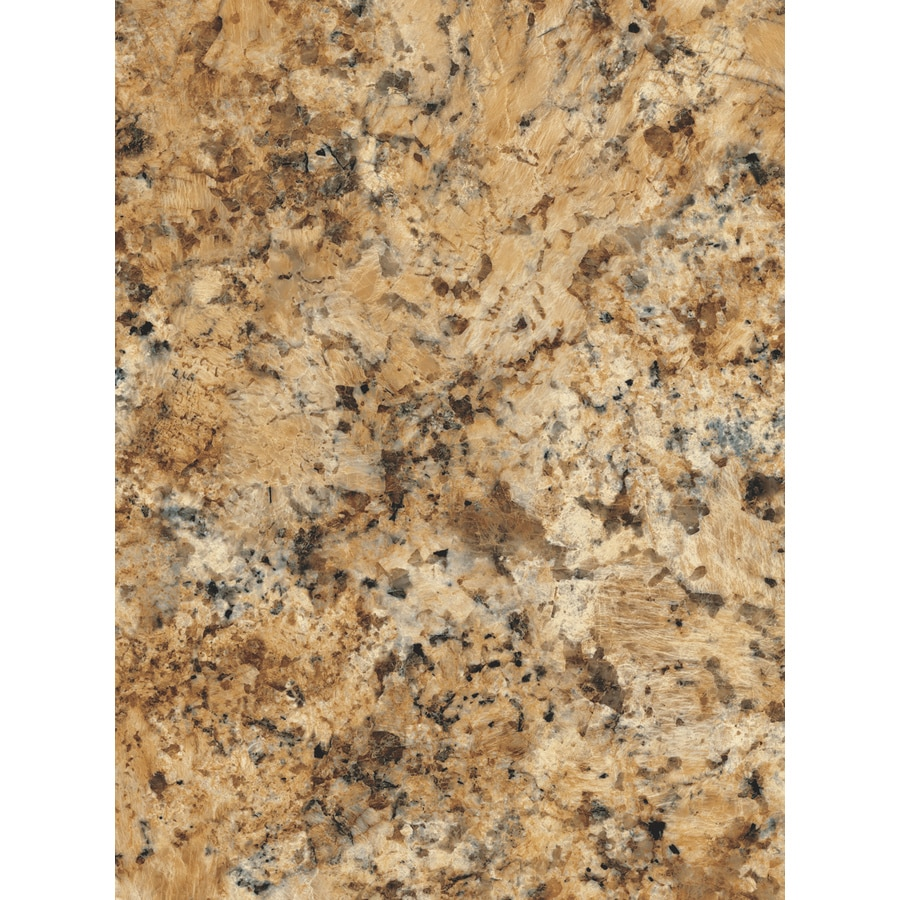 Wilsonart Premium 60-in x 96-in Typhoon Gold Antique Laminate Kitchen Countertop Sheet