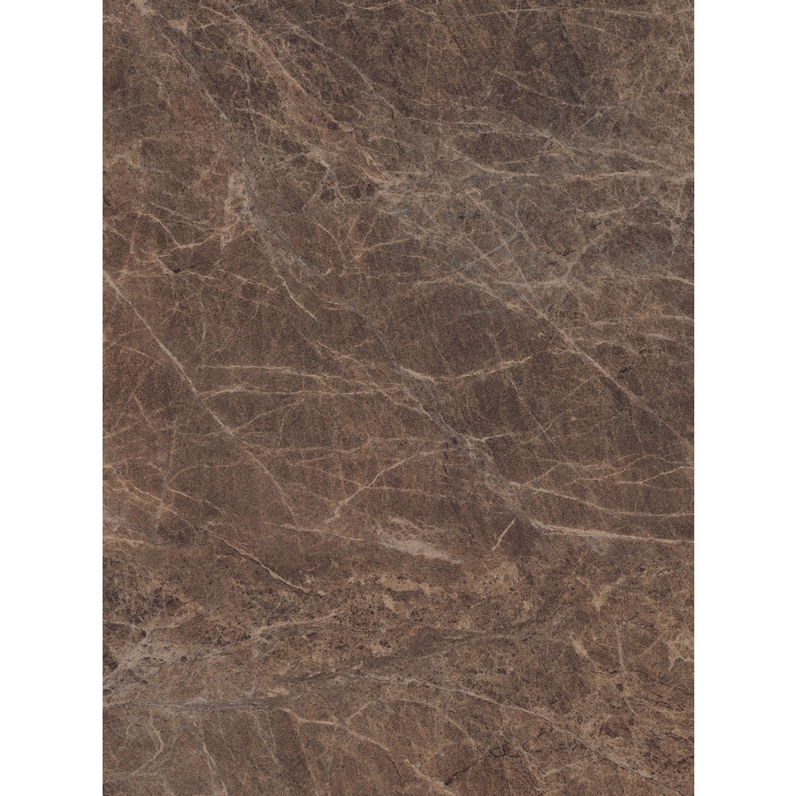 Shop Wilsonart 60 In X 144 In Chocolate Brown Granite