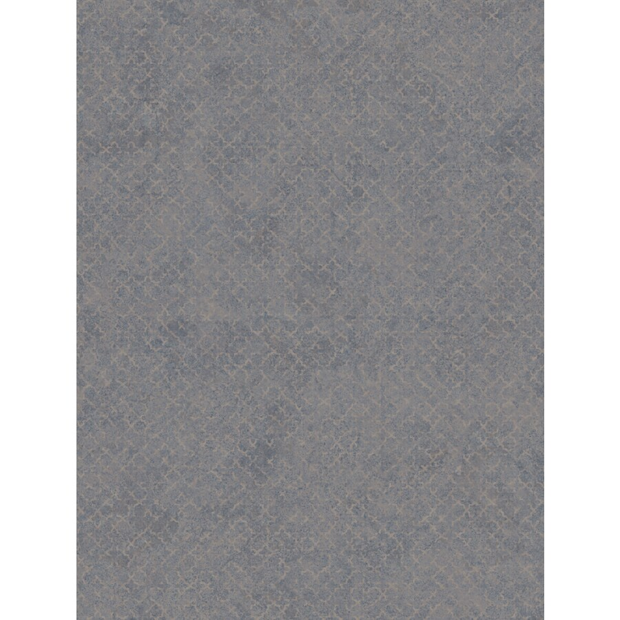 Wilsonart 36-in x 120-in Denim Tracery Fine Velvet Texture Laminate Kitchen Countertop Sheet