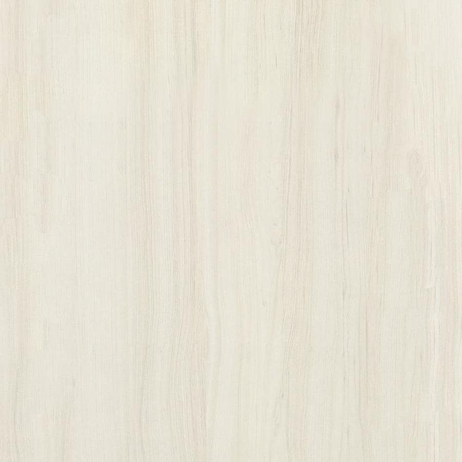 Wilsonart Premium 48-in x 96-in White Cypress SoftGrain Laminate Kitchen Countertop Sheet