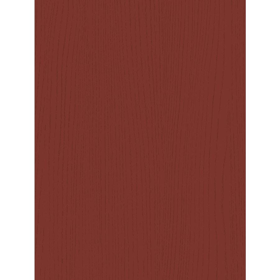 Wilsonart 60-in x 144-in Red Barn Softgrain Laminate Kitchen Countertop Sheet