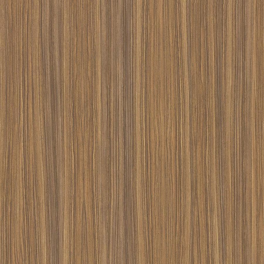 Wilsonart Premium 36-in x 96-in Zebrawood Linearity Laminate Kitchen Countertop Sheet